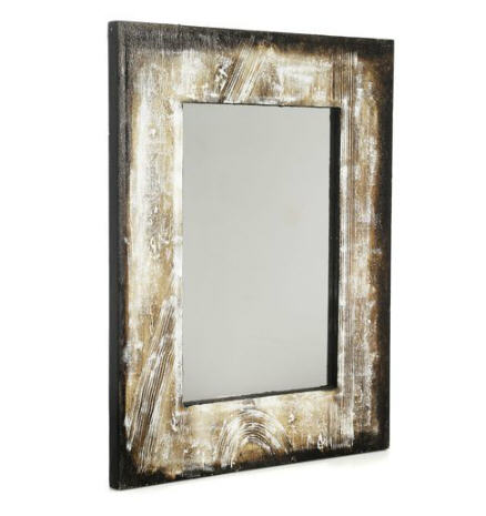 miroir alinea miroir rectangulaire illusion prix 89 00 euros ventes pas. Black Bedroom Furniture Sets. Home Design Ideas