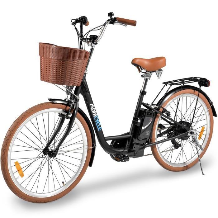 MOBICYCLE Vélo de ville électrique