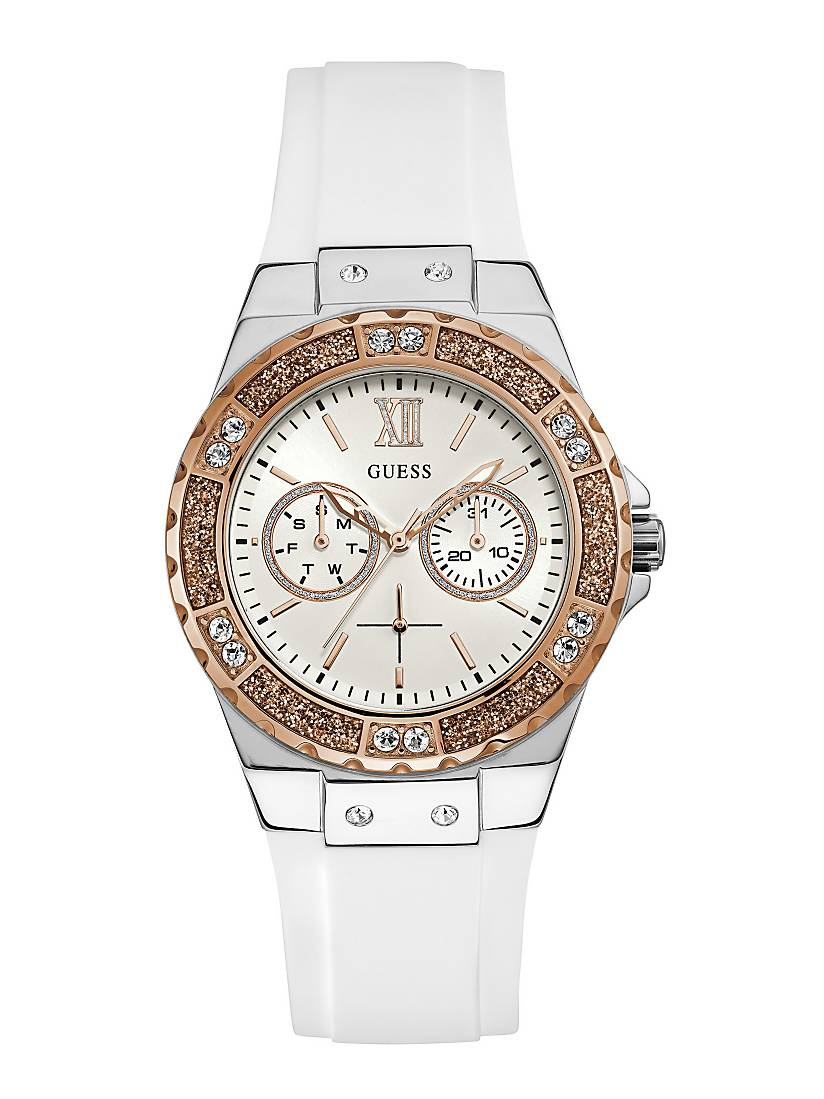MONTRE SILICONE STRASS Jennifer Lopez Guess