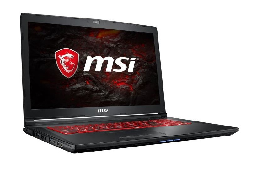 msi pc portable gamer gl72m 7rex 1456xfr pas cher soldes ordinateur portable cdiscount soldes. Black Bedroom Furniture Sets. Home Design Ideas