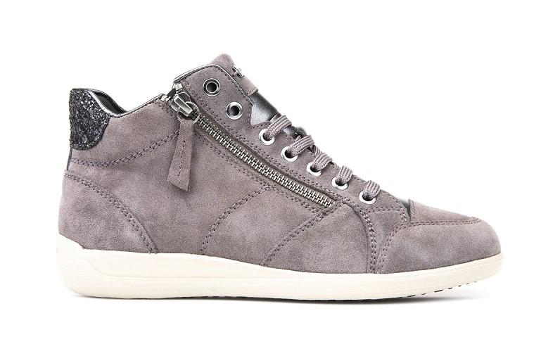Sneakers Myria Geox en gris