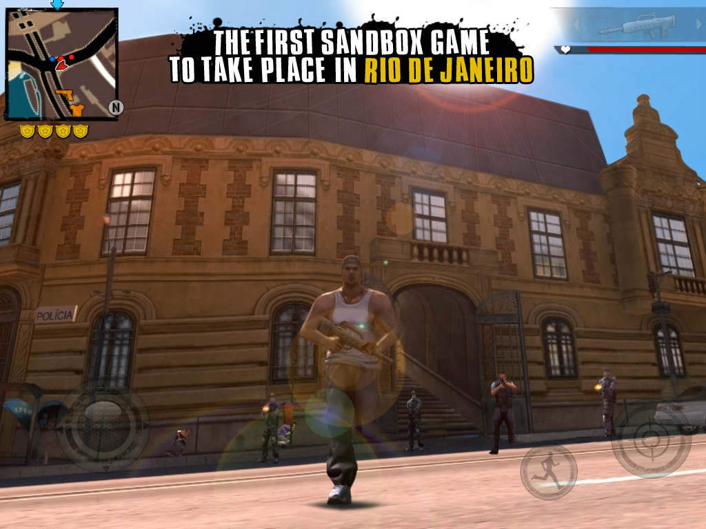 Gangstar Rio: City of Saints - Gameloft