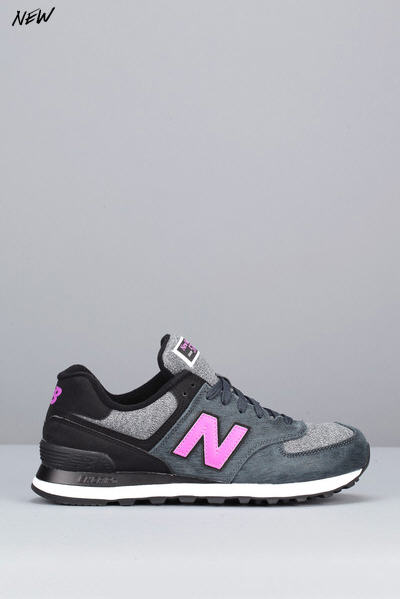 gray new balance sneakers sq2x  Sneakers cuir grises New Balance logo violet Classics Gris/Noir/Violet