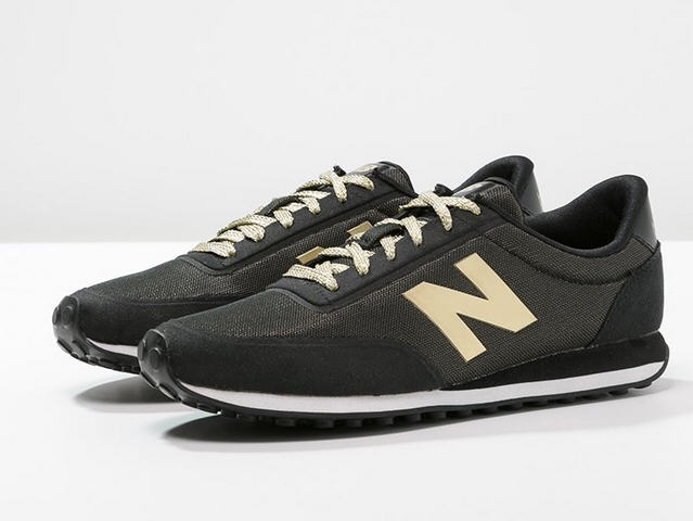 New Balance WL410 Baskets basses black