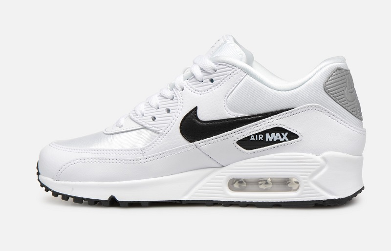 Nike Wmns Air Max 90 Baskets basses blanc