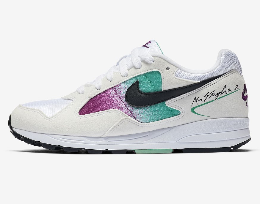 Nike Air Skylon II Baskets Basses pour Femme