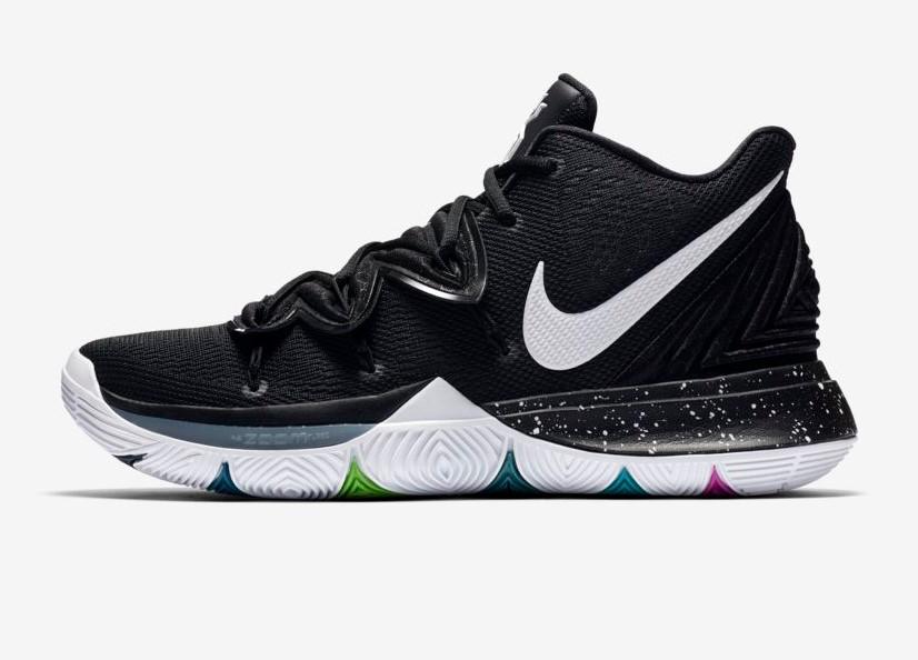 Nike Kyrie 5 Chaussures de basket Multicolore/Multicolore pour Homme