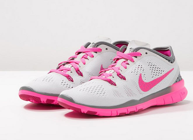 Nike Performance FREE 5.0 TR FIT 5 Chaussures d'entraînement et de fitness fireberry/sunset glow/mulberry/black