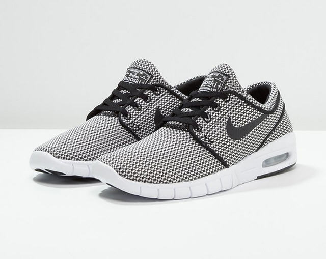 Nike SB STEFAN JANOSKI MAX Baskets basses black/white