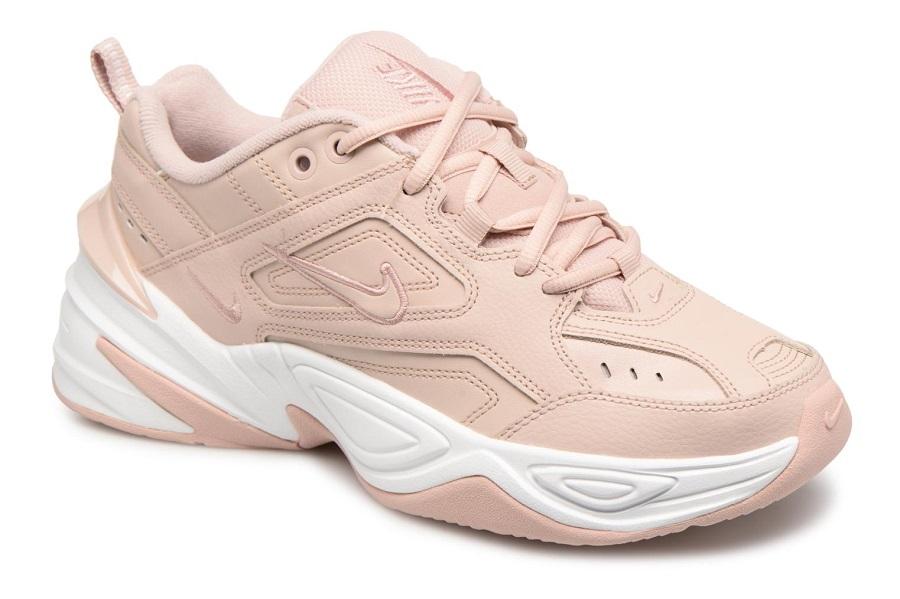 Nike W Nike M2K Tekno Baskets basses beige Baskets Femme Sarenza