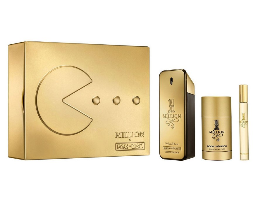 Coffret One Million Pac-man de PACO RABANNE