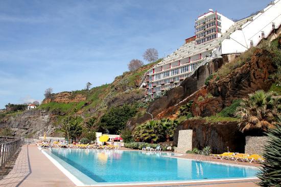 Séjour pas cher Madère Look Voyages, Hotel Orca Praia Funchal Madère