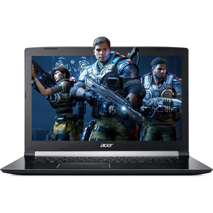 Ordinateur Portable Gamer ACER Aspire A717-71G