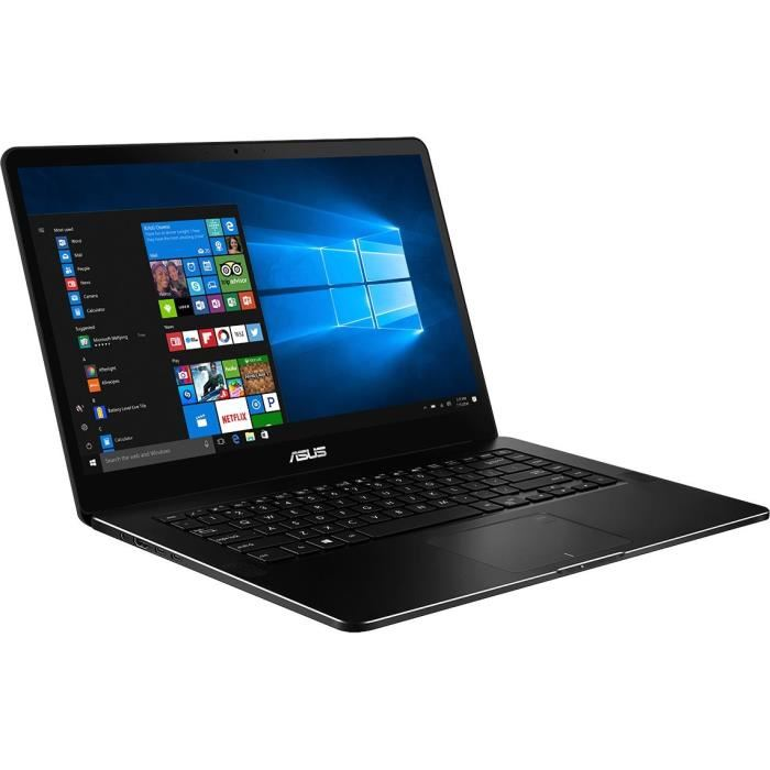 Ordinateur Ultrabook ASUS ZenBook Pro UX550VD-BN020T pas cher - Black Friday Ordinateur portable Cdiscount