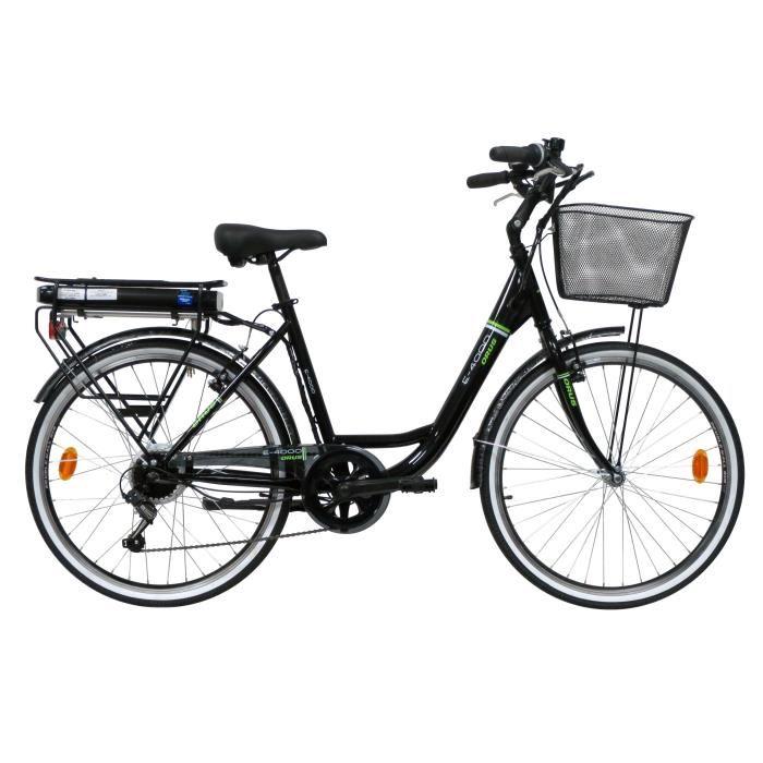 ORUS Vélo électrique E4000RM 45km autonomie