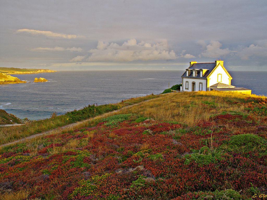 Abritel Location Bretagne - Jolie maison neuve 3* magnifique vue mer