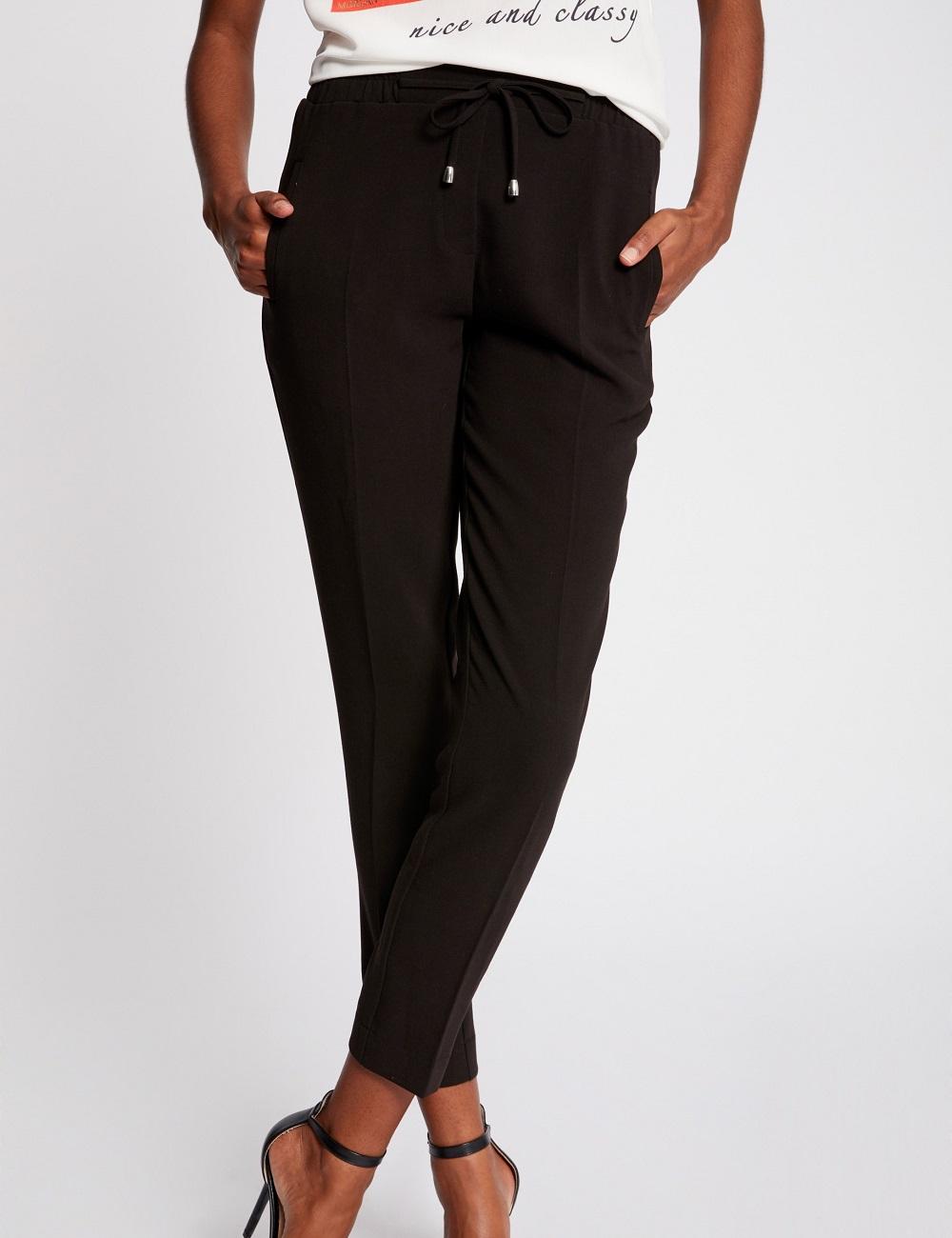 Pantalon 7/8e esprit jogpants Morgan