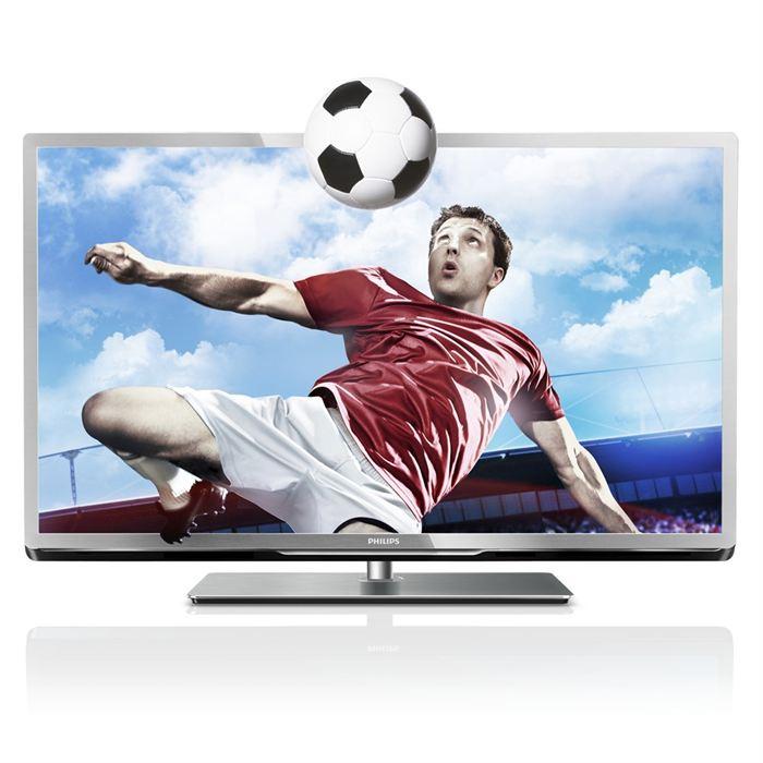 T l viseur led cdiscount philips 46pfl5507h tv led 3d prix 899 99 euros sol - Televiseur c discount ...