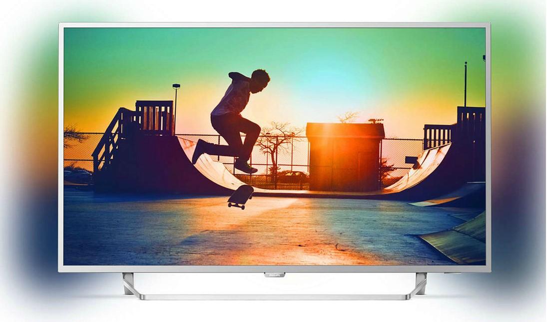 TV LED Philips 55PUS6412 4K UHD