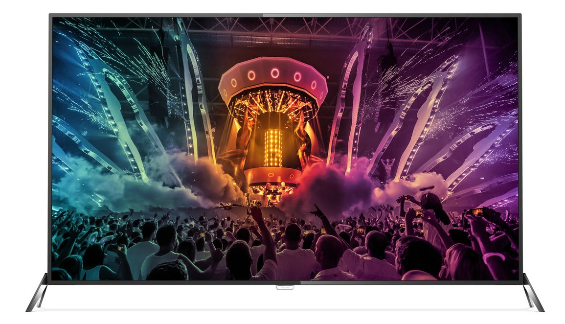 TV LED Philips 65PUS6121 4K UHD