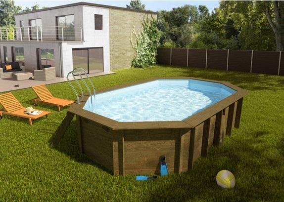 Solde piscine bois awesome piscine piscine bois florida x for Piscine bois moins cher