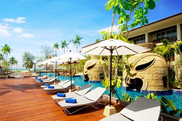 Hôtel Kappa Club Thai Beach Resort 5* à Khao Lak en Thailande