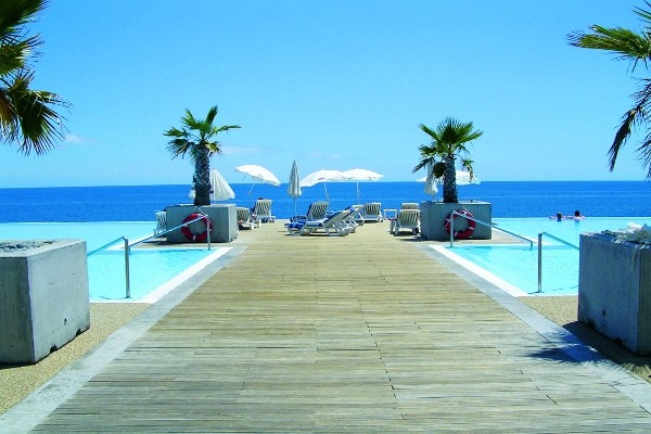 S jour mad re voyages sncf h tel vidamar resort madeira for Sejour hotel pas cher