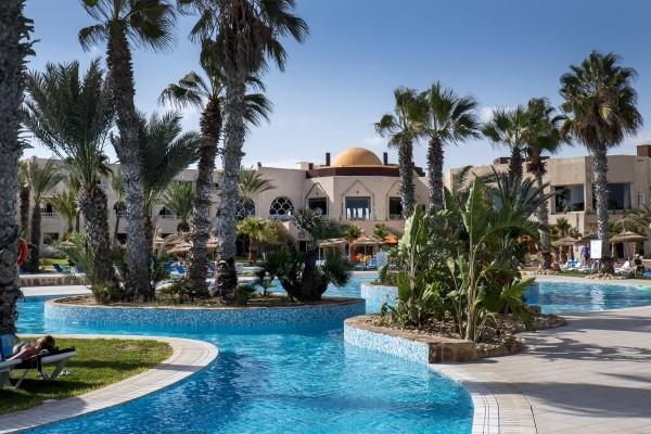 Hôtel Welcome Meridiana à Djerba Midoun en Tunisie