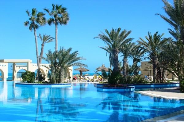 Hôtel Zita Beach 4* à Zarzis en Tunisie