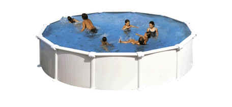 carrefour piscine piscine ronde acier atlantis ventes pas. Black Bedroom Furniture Sets. Home Design Ideas