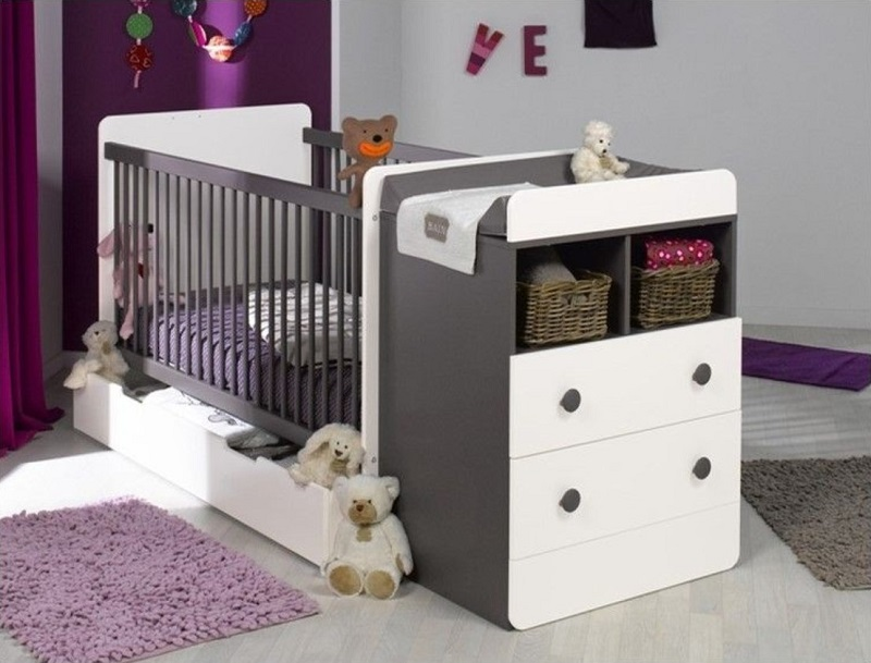 lit b b volutif malte 70x140 chambrekids lit b b la redoute ventes pas. Black Bedroom Furniture Sets. Home Design Ideas
