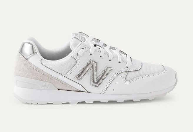 Baskets basses 996 blanc New Balance