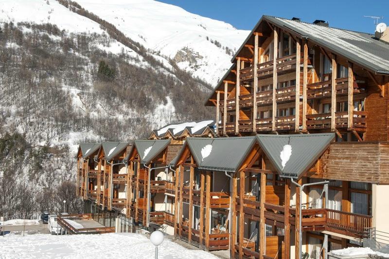 Résidence Le Hameau de Valloire - Séjour Ski Valloire Look Voyages