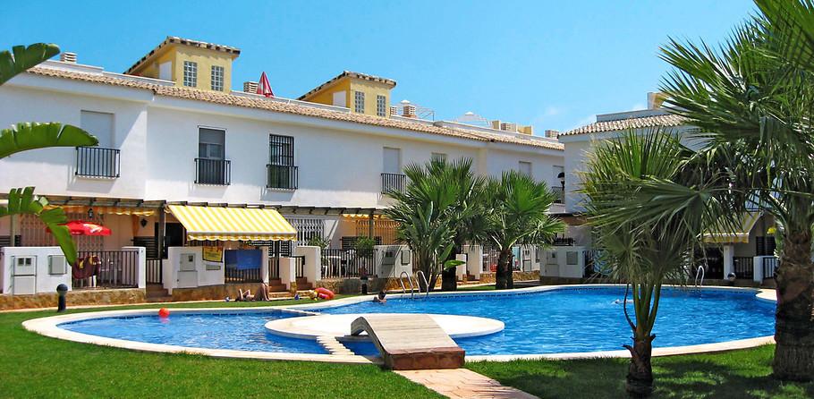 Residences Palm Beach I + II à Alcossebre en Espagne