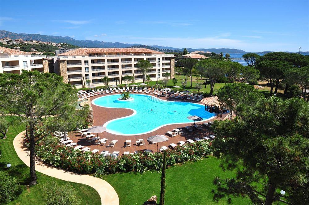Location Résidence Salina Bay à Porto-Vecchio en Corse