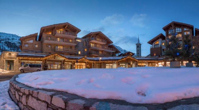 Location Ski Tignes Sunweb - Résidence Kalinda Village 4*