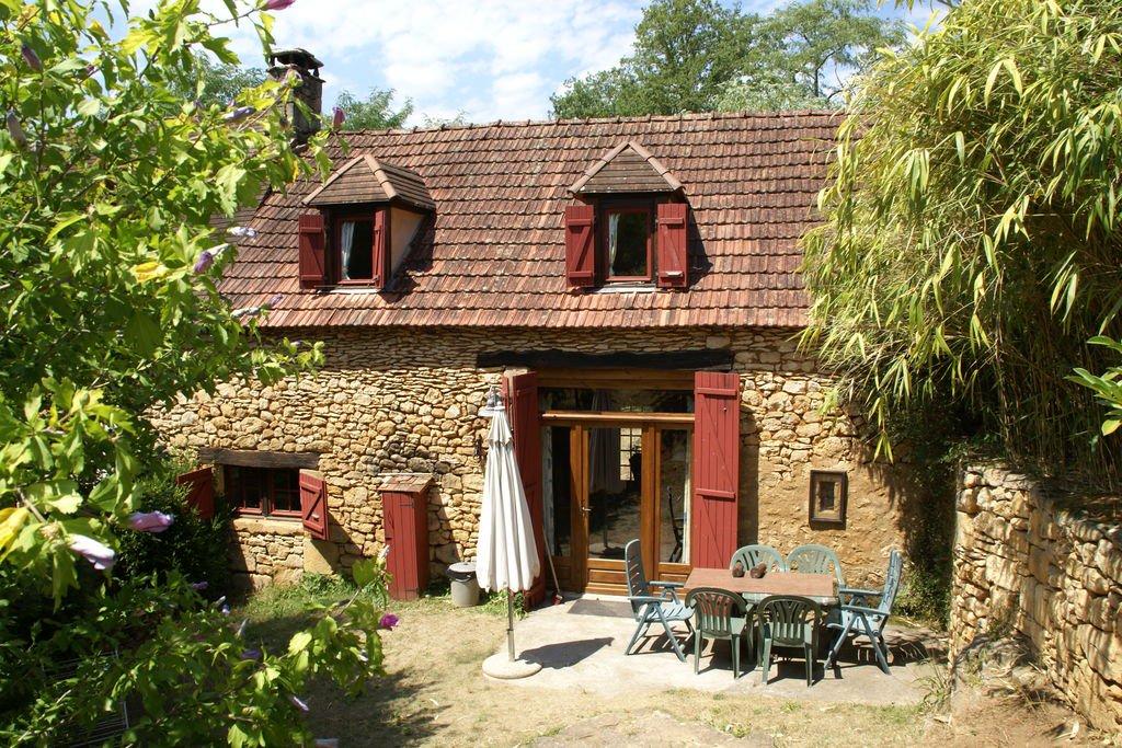 Maison de vacances Saint-Cirq-Madelon avec Piscine à Saint-Cirq-Madelon dans le Lot