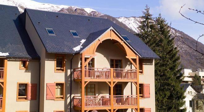 Résidence Cami Real - Séjour Ski Saint-Lary Soulan Madame Vacances