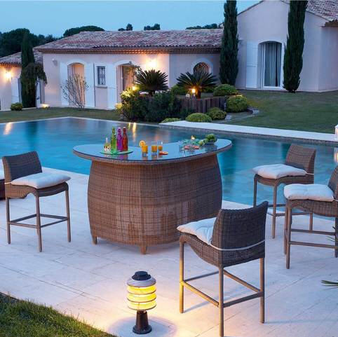 salon de jardin tati salon de jardin bar marron clair miami ventes pas. Black Bedroom Furniture Sets. Home Design Ideas
