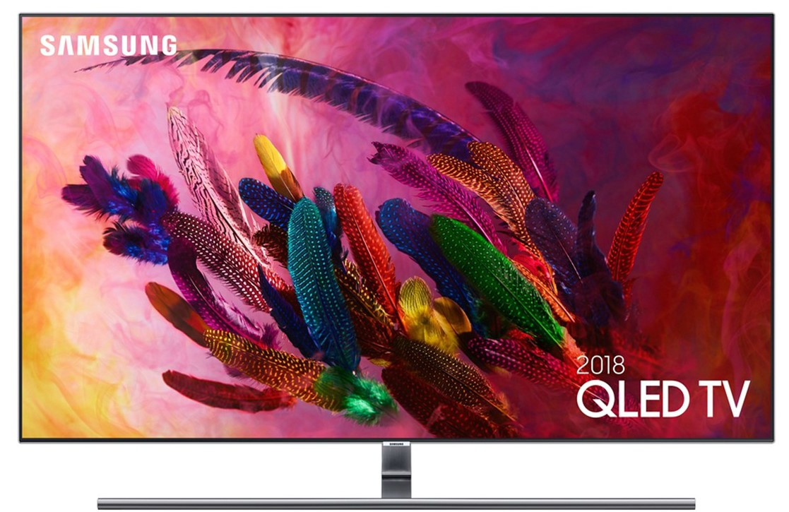 TV QLED Samsung QE55Q7F 4K UHD