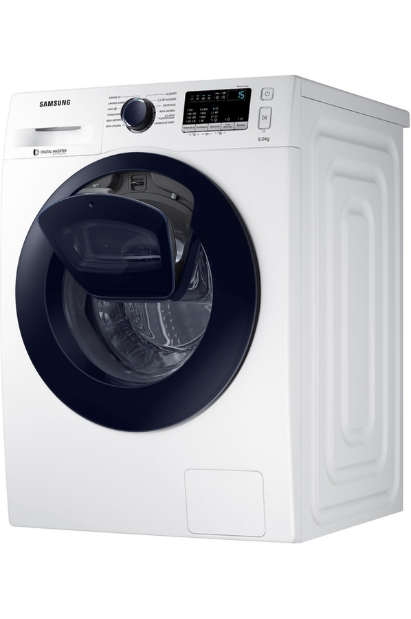 Lave linge hublot Samsung WW90K44305W - Darty