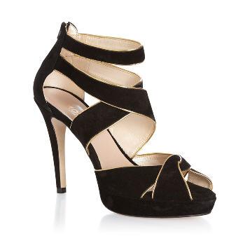 sandales morgan sandales talon bicolores ventes pas. Black Bedroom Furniture Sets. Home Design Ideas