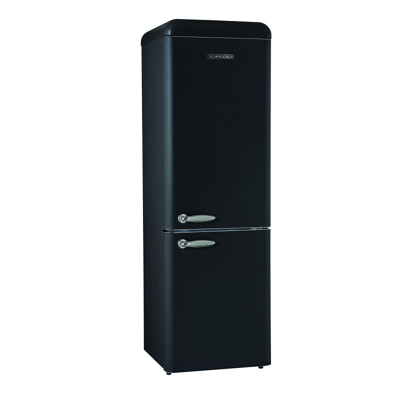 r frig rateur combin scb300vb 300 l schneider pas cher. Black Bedroom Furniture Sets. Home Design Ideas