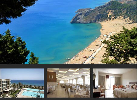 S jour rhodes go voyages h tel sentido ixian grand 5 for Grand hotel pas cher