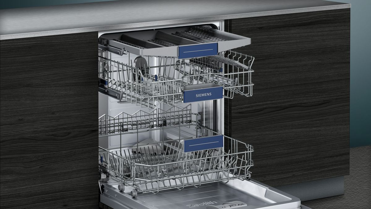 siemens sn658x00me lave vaisselle encastrable 14 couverts. Black Bedroom Furniture Sets. Home Design Ideas