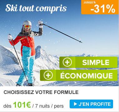 Le Ski du Nord au Sud - Séjour Ski pas Cher