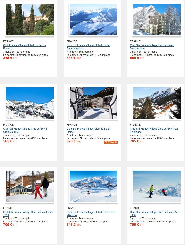ski pas cher look voyages vacances au ski 100 00 euros de reduction par personne ventes pas. Black Bedroom Furniture Sets. Home Design Ideas