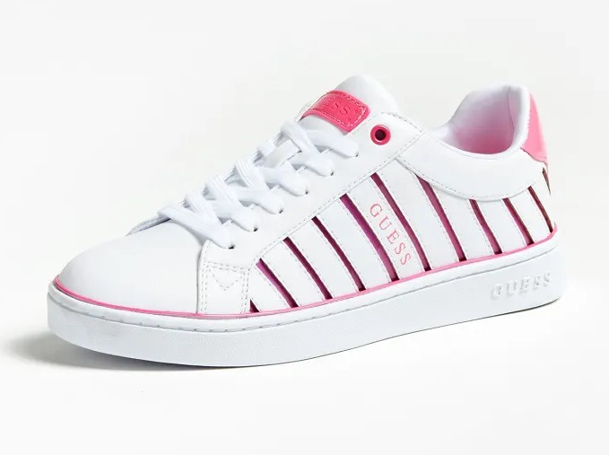 SNEAKERS BOLIER INSERTIONS LATERALES GUESS