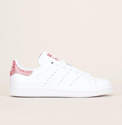 adidas sneakers cuir femme