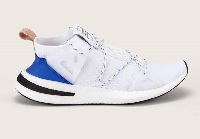 Adidas Arkyn Sneakers en mesh léger blanc - Monshowroom